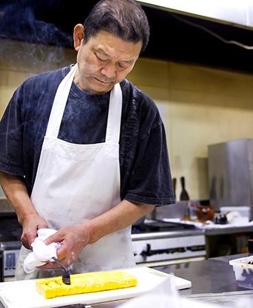 料理長会使出看家本領、為各位旅客做出最好吃的料理