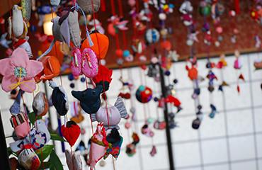 日本傳統玩偶吊飾製作體驗